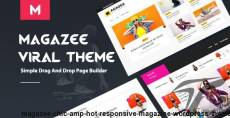 Magazee - Chic & Hot Responsive Magazine WordPress Theme