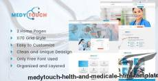 Medytouch - Helth and Medicale Html Template By irstheme