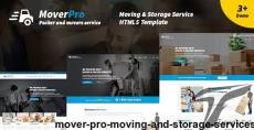 Mover Pro - Moving and Storage Services