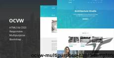 Ocvw - Multipurpose HTML5 Template