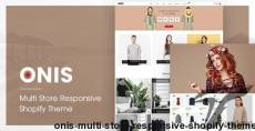 ONIS | Multi Store Responsive Shopify Theme By shopilaunch