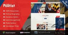 Politist – Responsive WP Themes for Politician/Activism