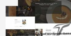 Quark - Restaurant Food WordPress  Theme
