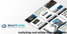 Realtyking - Real Estate Responsive HTML