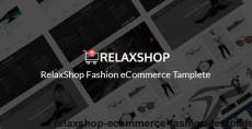 Relaxshop eCommerce Fashion Template