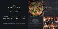 Restaurant | Vincent Restaurant and Pizza Cafe