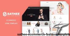 Sathee - eCommerce Fashion Template
