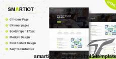 SmartIOT || Corporate HTML5 Template