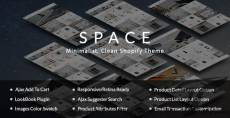 Space - Minimalist, Clean Shopify Theme