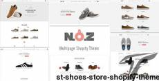 ST Shoes Store Shopify Theme
