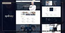 Sydney - Multiuse Financial Business WordPress Theme