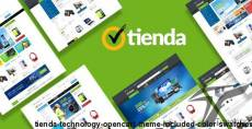 Tienda  - Technology OpenCart Theme (Included Color Swatches) By posthemes