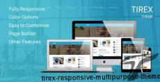 Tirex - Responsive Multi-Purpose Theme