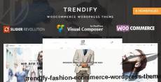 Trendify - Fashion eCommerce WordPress Theme