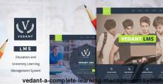 Vedant - A Complete Learning Management System