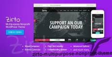 Zirto - Multipurpose Nonprofit Theme